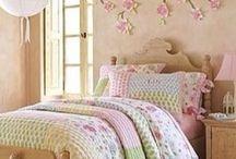 vintage princess bed