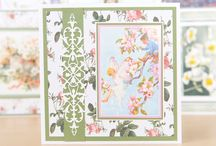 Joanna Sheen! / Joanna Sheen is back at Create and Craft, woo hoo! Find Joanna's gorgeous range of papercraft and cardmaking collections at Create and Craft!