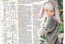 Зайчик / новогодний костюм для девочки и мальчика