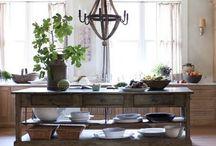 · en la cocina ·