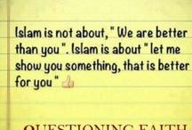My Faith and Believes / My faith and believes, our Islam.