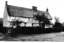 Yaxley Village in the old days