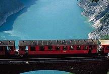 Trains... / by carol lawton
