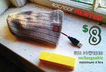 DIY Heated Clothing