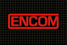 """""""Encom OS-12"""" / """"Cool tech."""""""