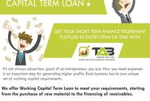 Working Capital Term Loan