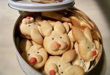 Biscoitos para os netinhos