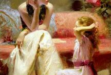 alan maley paintings
