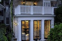 Beautiful exteriors / Gorgeous houses, great curb appeal