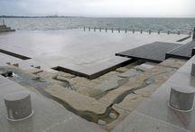 bordas aquaticas / desenho urbano