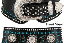 Western Hats & Belts