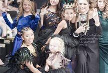Children's Fashion / Children's fashion runway. This includes top children's fashion designers.