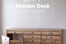 Desk plans