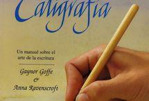 escrituras, caligrafias