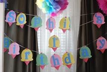 Sophia's 1st Birthday actual