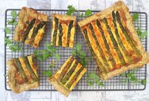 Yummy Quiches & Pies / Vegetarian and Vegan Quiche Recipes