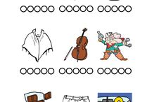 Lesing: Tidlig fonologisk lesing:stavelser