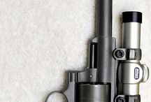 ALL ABOUT GUN'S / by Bob Clevenger