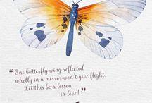 Bugs watercolor