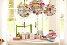 Shower Her with Gifts / Baby shower ideas