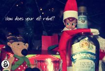 """Elf On The Shelf~ Santa's Naughty List. Pin It To Win It Annual Contest! #themommiesnetwork / Is your Elf a """"Naughty Elf"""" ? Enter him or her in the """"Pin It To Win It"""" Contest sponsored by The Mommies Network.  Enter by emailing your elf photos (up to 4 photos allowed) with your Pinterest username, Elf name (if they have one) & description. Winners in each category """"Naughty and Nice Elves"""" will be chosen via the number of """"likes""""  and repins the photo receives here on Pinterest, so tell your friends to like your photo to win!!   Email to socialmedia@themommiesnetwork.org   #TMNPinToWin"""