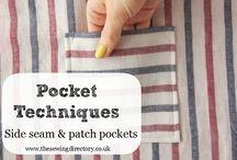 Pockets. Taskut.