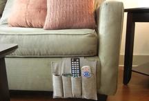 Remote control holder - távkapcsoló tartó