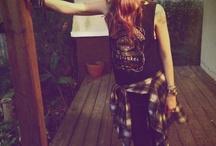 .grunge goddess.