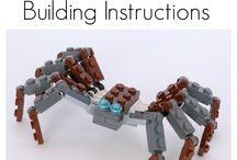 Bygga Lego