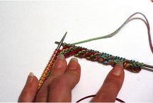 повязушки / рукоделие, вязание,