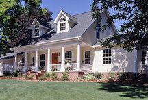 Porch and decks