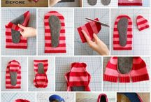 Recycling clothing