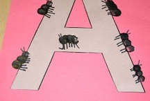 Letter A / by Annette Tubbs