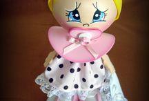 куклы из фома