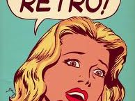That's So Retro / Oh how I love the look of retro and vintage items! / by Donnette Lowe