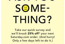 survey emails
