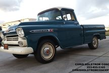 59 Chevy PU