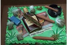 Weed cakes