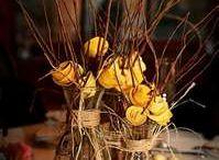 Boda tono amarillo con girasoles