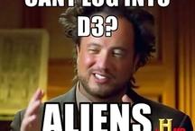 D3 Error
