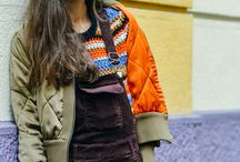 Streetstyle / Knitwear/Fashion
