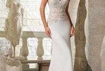 Future wedding dresses