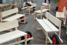 Garden furniture / by East Park