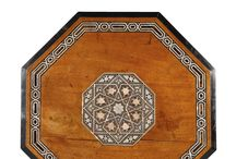 Bone Inlay Furniture / Masterpieces crafted by very skilled artisans @shakuntimpex #shakuntimpex The beauty has a name now!
