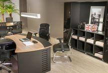 Mobiliário Caderode / A linha completa de móveis para escritório pra você pinar nos seus projetos.