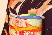着物 / 日本の着物って美しいです。 アンティークも現代のも。 着たいのどんどん集めていきます。