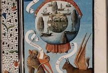 art - medieval and illuminated manuscripts