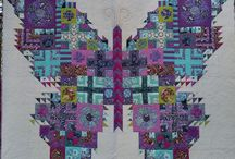 Tula Pink Butterfly quilt