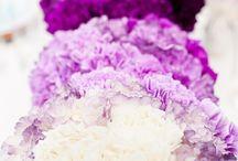Черничная свадьба / Черника, ежевика, фиолетовый, лиловый, сиреневый