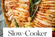 Slow Cooked Turkey